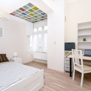furnished room in Prague for rent
