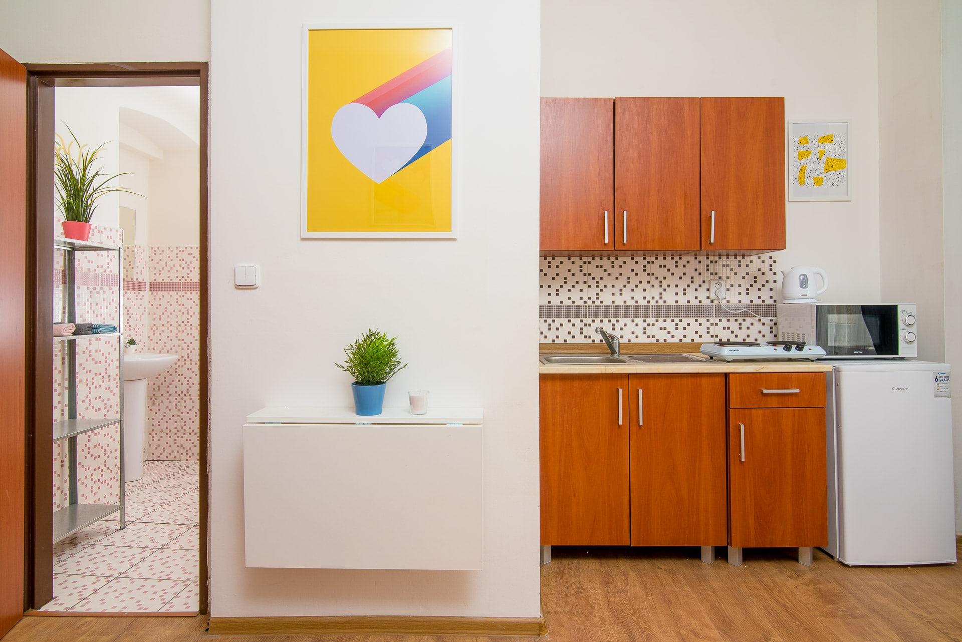 Modern Studio Apartment 406 Eulivia