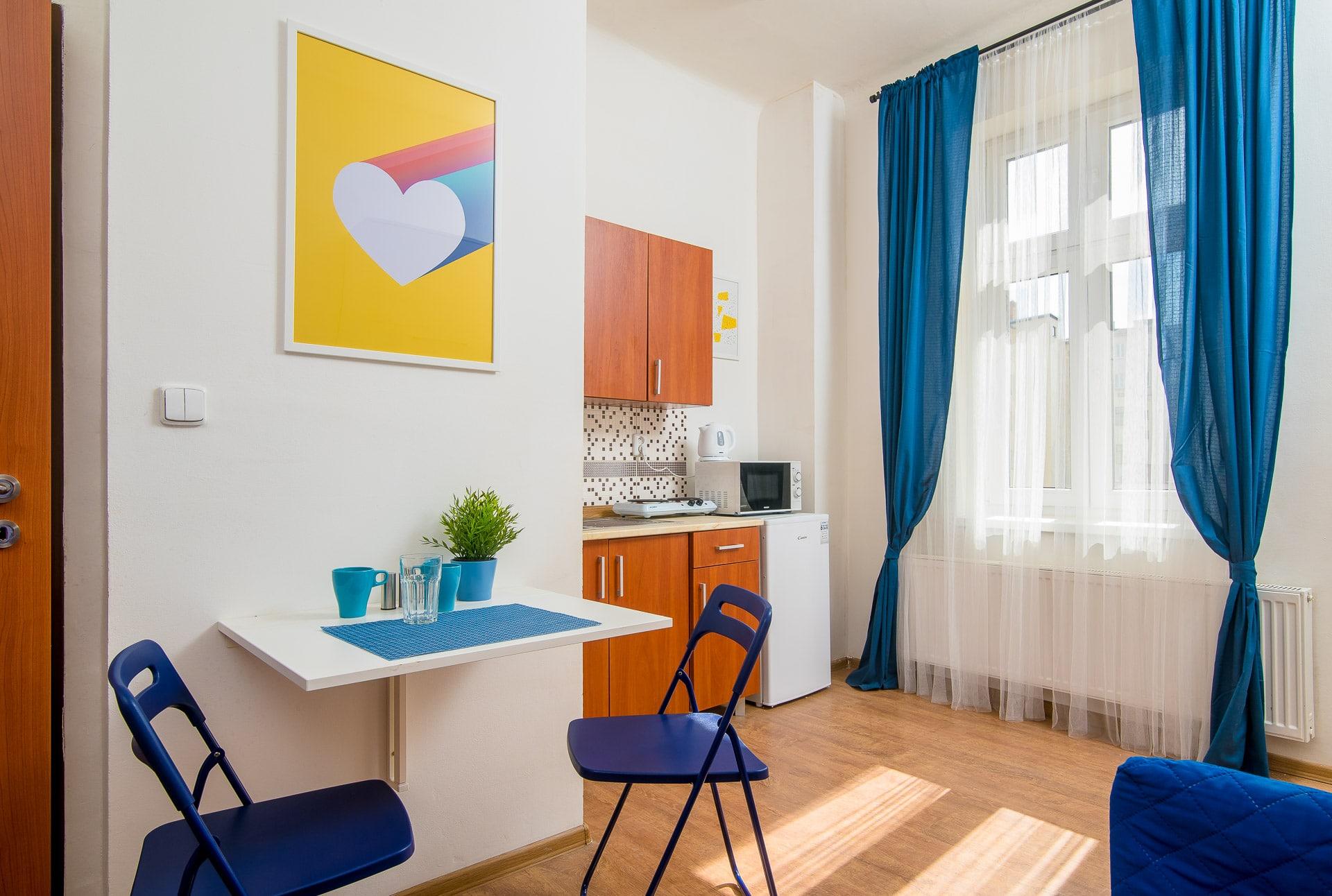 206 Cheap studio apartment for rent in Prague - EULIVIA ...