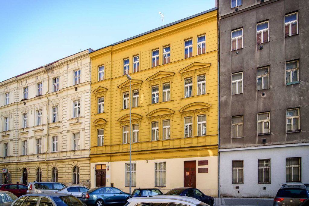 Apartments for rent in Prague
